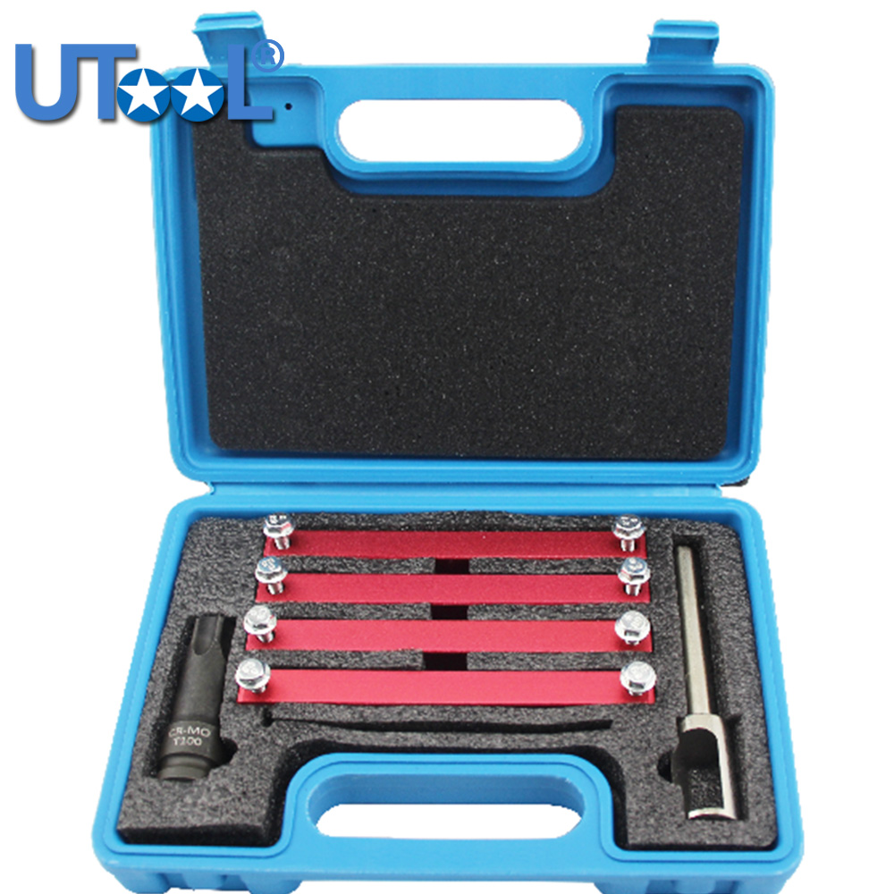 New Engine Timing Tool For Mercedes Benz M276 M157 M278 Injector Nzzle Removal Puller Tool With T100 Socket