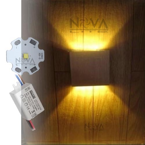 low level lights cree led stair lighting embedded wall lamp indoor