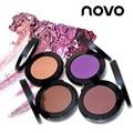 Solo Color Desnudo Mate Mujeres de Imprimación de Sombra de Ojos Paleta de Maquillaje Profesional Maquillaje Nude Paleta de Sombra de Ojos Marca de Cosméticos Básicos