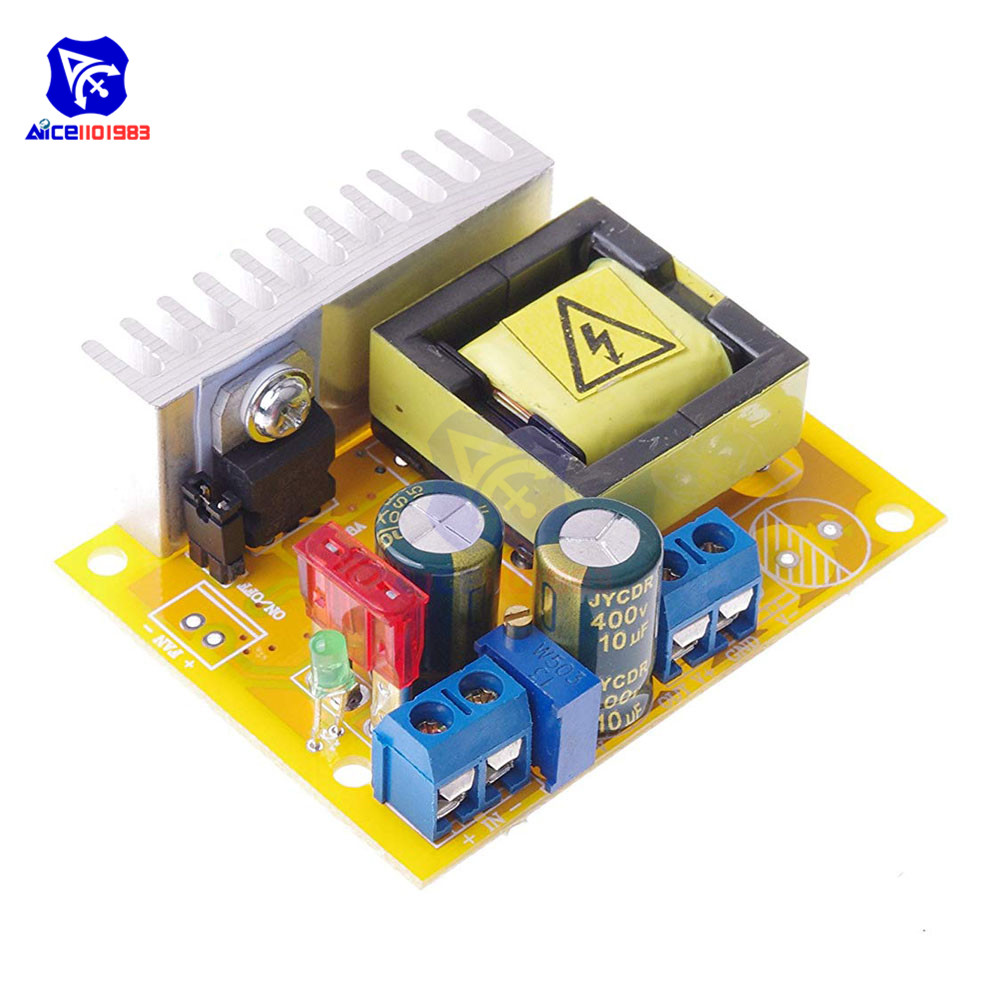 DC-DC 8 -32V To 45 -390V Adjustable High Voltage Boost Converter ZVS Step Up Booster Module Capacitor Charge Board