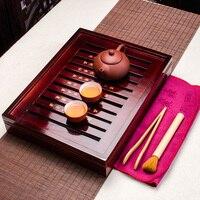 Exquisite Tea Set Purple Clay China Kung Fu Tea Set For Balck Tea Pu Er Tea