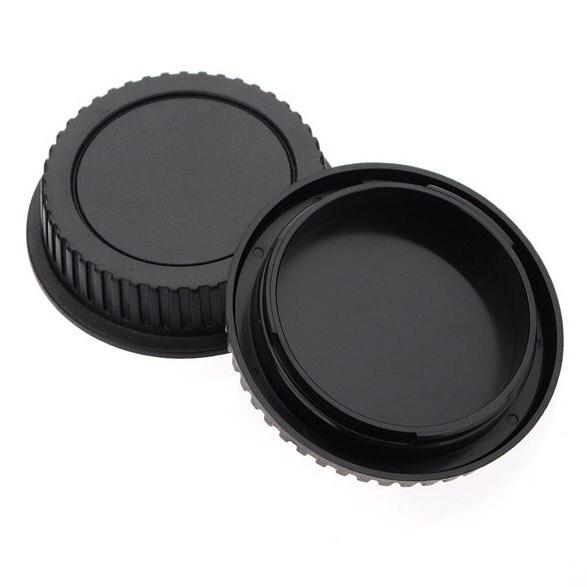 50 Pieces Camera Body Cover Lens Cap for Canon 100D 1200D 60D 70D 80D 550D 600D
