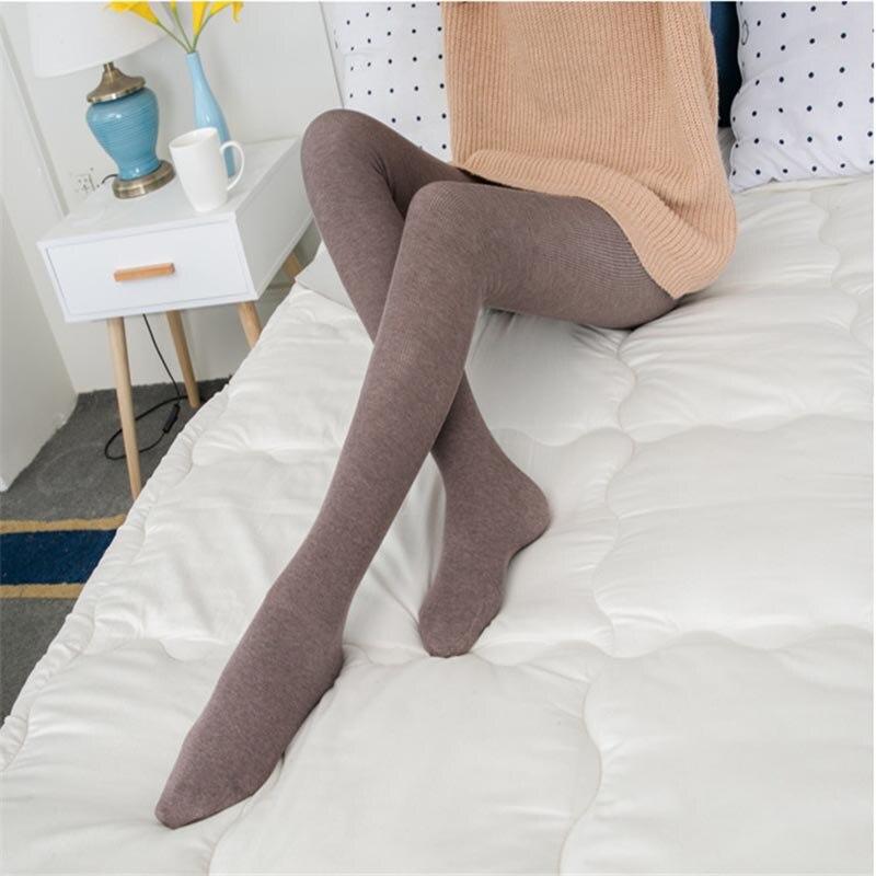 New 1 Pcs Women Winter Warm Fleece Lined   Leggings   Thermal Winter   Leggings   VN 68