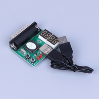 computer motherboard PC Diagnostic Card USB Post Card Motherboard Analyzer Tester for Notebook Laptop Computer Accessories (1)