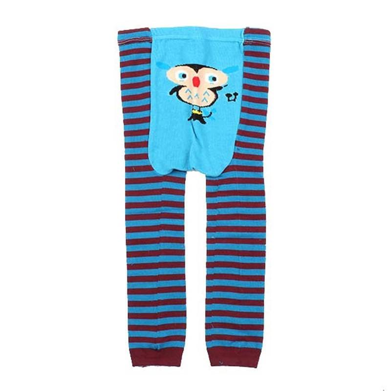 Cute Baby Cartoon Striped Pants
