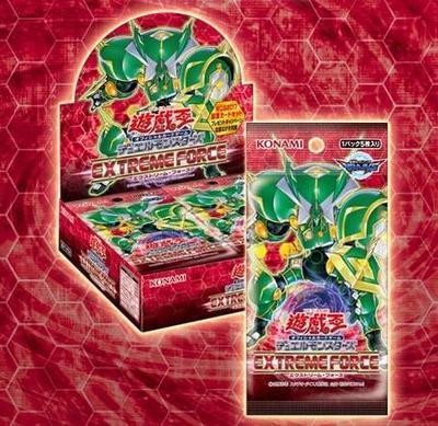 Yu Gi Oh jeu roi 1003 supplément extrême FORCE ultime puissance carte Rare cadeaux pour enfants