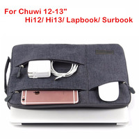 Fashion Sleeve Bag For CHUWI Hi12 Hi13 Surbook 12 3 Tablet PC Laptop Pouch Case For