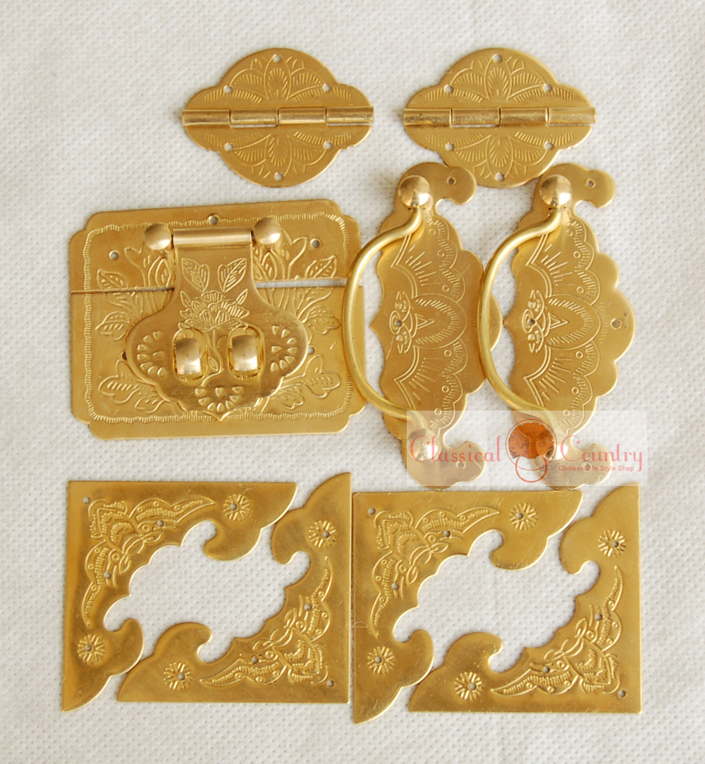 Aliexpress Com Buy Antique Chinese Furniture Brass