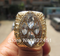 Free Shipping 1989 San Francisco 49ers Super Bowl Championship Champions Ring solid