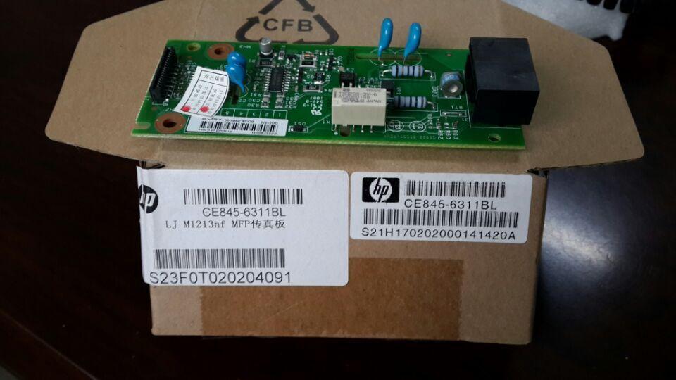 Fax module Modem card CE833-60001 CD643-60001 CE868-60001 fit for HP Laserjet M1212NF M1213NF M1216NFH M1217 MFP 1212 1218 1217