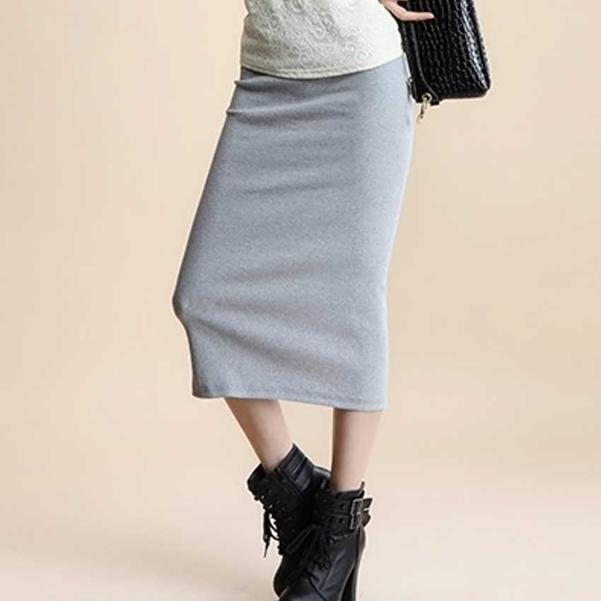 Popular Long Knit Skirts-Buy Cheap Long Knit Skirts lots from ...
