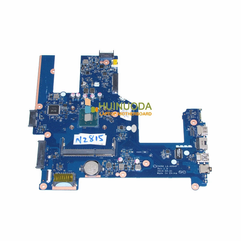 ZSO50 LA-A994P 759879-501 759879-01 laptop mainboard for HP Compaq 15 15-R 15T-R 15-S Motherboard CPU onboard ddr3 original laptop motherboard abl51 la c781p 813966 501 for hp 15 af mainboard full test works
