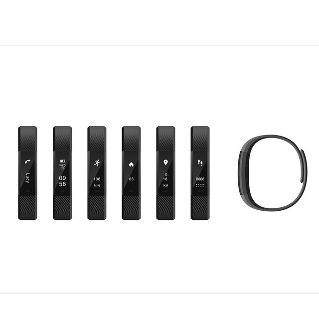 Smart Wristband Fitness Tracker