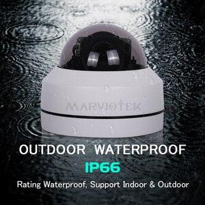 Image 5 - 5MP Mini PTZ IP Kamera im freien Wasserdichte 1080P HD speed dome kameras PTZ 4x motorisierte zoom home security kameras nacht vision