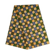 high quality Batik wax african ankar dutch block nice design 2019 hot sale new model for V-L 387