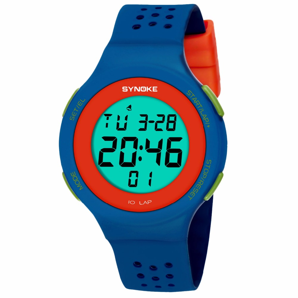 Jelly Couple Watch Fashion Women Digital Clock Men Casual Sports Wrist Watch Lovers Watch LED Waterproof Electronic Watches Gift