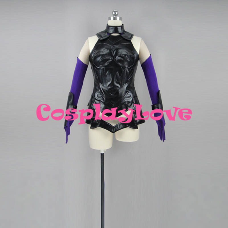 CosplayLove Fate Grand Order Shielder Kirieraito Mashu Cosplay Costume Uniform Custom Made For Halloween