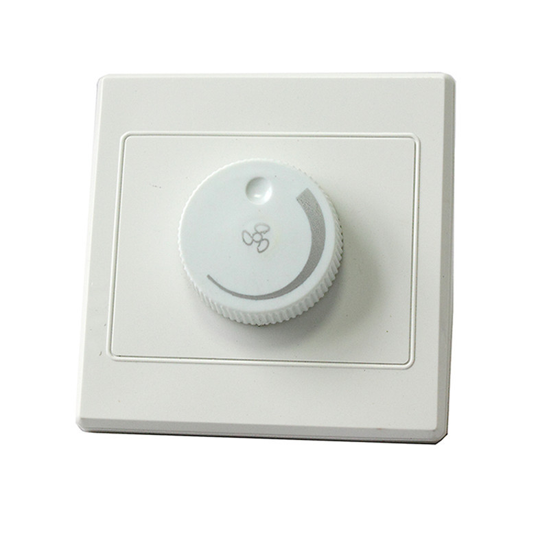 high quality ceiling fan speed control switch wall button ac220v 10a dimmer in dimmers from. Black Bedroom Furniture Sets. Home Design Ideas