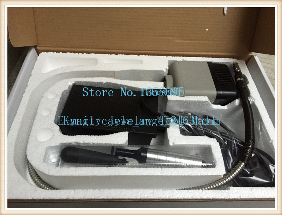цена на jewellers tool Dental Lab Tools Italian CARLO DE GIORGI Flexible Shaft Grinder