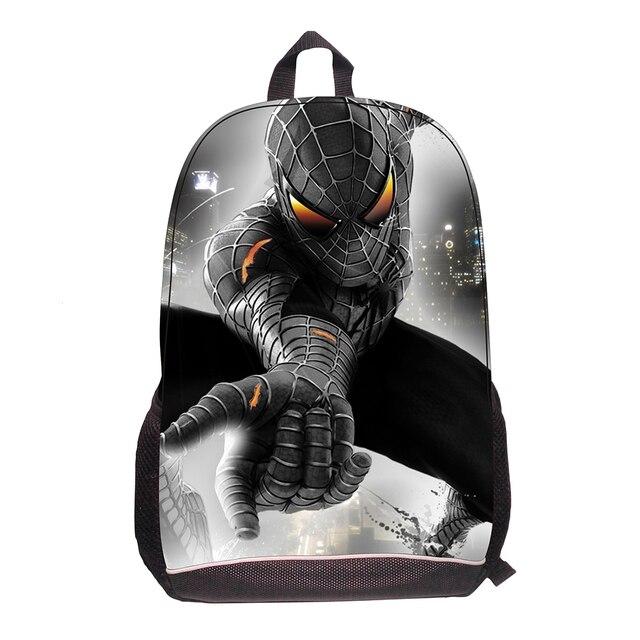 Batman School Backpack Bag Children Backpacks Infants' School Kids Batman Bag