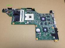 630981-001 laptop motherboard for HP DV7T Notebook PC System board Intel DDR3 with ati graphics 100% tested