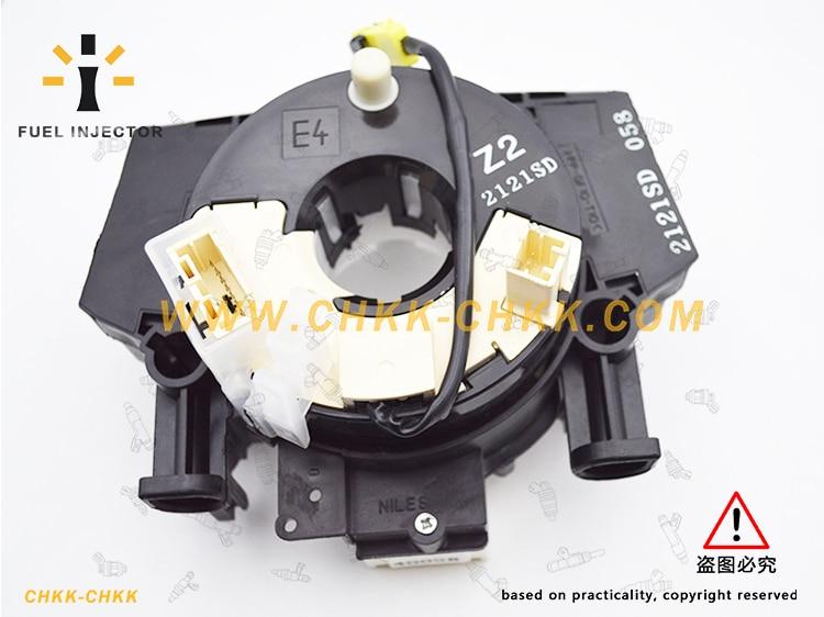 Car spiral cable sub assy For Nissan Qashqai JJ10E J10E Qashqai 2 B5567BH00A B5567 BH00A