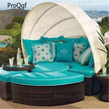 ProQgf 1 шт. набор современный Maldive ротанга шезлонг стул