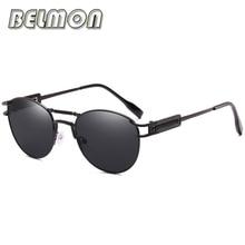 Steampunk Sunglasses Goggles Men Women Retro Brand Designer Sun Glasses For Ladies Classic Punk Vintage Female Male 0 RS325