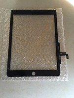 For IPad Air 1 Touch Screen Digitizer No Home Button With Tools Front Glass Display Panel