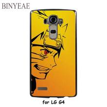 Naruto Sasuke Phone Case for LG G6/G5/G4/G3/V20/V10/K8/K4/K3/k10/stylus3 (15 styles)