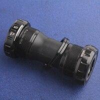 SRAM XR TM GXP BSA 68/73mm Screw Bottom Bracket MTB & Road Bicycle Central Movement Black & Silver