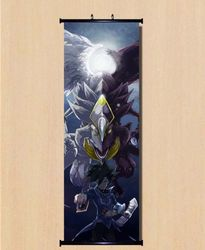 Duel Monsters Wall Scroll YU-GI-OH Yugi Muto cosplay Home Decor Poster 45*125cm
