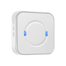 Chime Ding Dong Wireless Doorbell Receiver AC 90V-250V 52 Ch