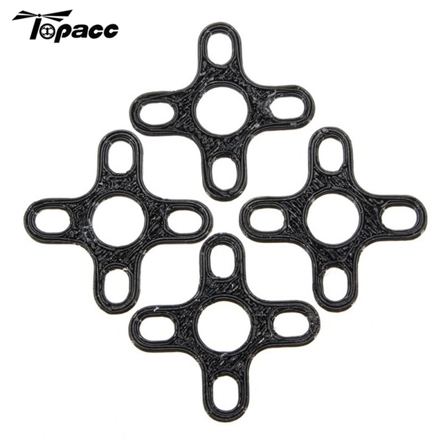 High Quality 4 Pcs 3d Printed Tpu Anti-vibration Pad In For 22xx Series Motor Black Purple Rc Multicopter Toys & Hobbies