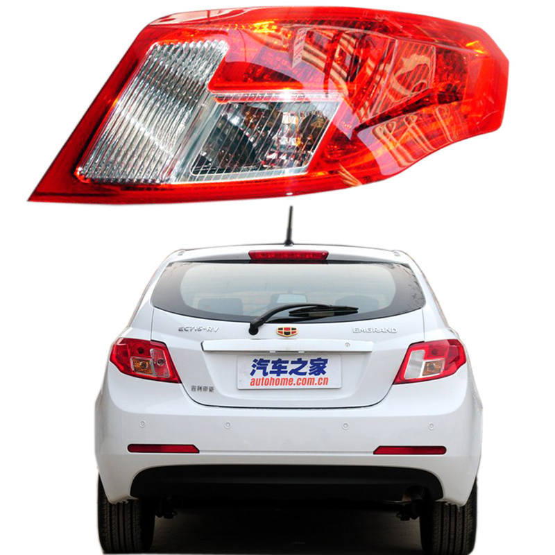 Geely Emgrand7-RV EC7-RV EC715-RV EC718-RV EC-HB hatchback HB ,Taillights,Rear lights, Brake light,the price is for one side geely emgrand 7 ec7 ec715 ec718 emgrand7 e7 car right left taillights rear lights brake light original