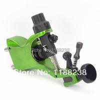 Wholesale Price Stigma Bizarre V2 rotary Tattoo Machine gun Green+3 Stroke excenter Allen Key needles grip Free Shipping