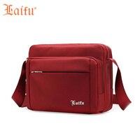2211 LaiFu Women Shoulder Bag Casual Bag Waterproof Cross Body Bag Classic Messenger Bag Canvas Bag