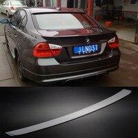 E90 Rear Roof Spoiler Wing lip Fit for BMW E90 320i 325i 330i 335i Sedan 2005 2008 Unpainted Primer