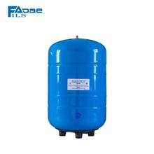 Réservoir de stockage sous pression de 5 gallons pour systèmes dosmose inverse, couleur bleue
