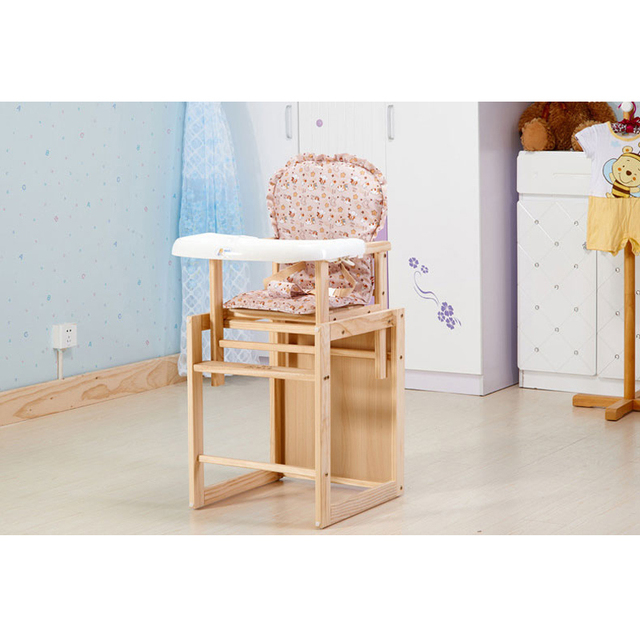Cobertura salvar babys babys comer assento de segurança cadeira de jantar em madeira maciça design hot venda A008