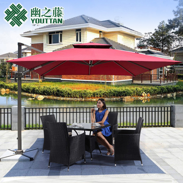 Roman shade umbrella folding large outdoor advertising booth stall     Roman shade umbrella folding large outdoor advertising booth stall casual  patio furniture balcony sun umbrellas