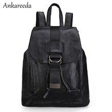 Из коровьей кожи женская сумка Повседневная винтажная натуральная кожа рюкзак новый дизайн модные женские школьные туристические рюкзаки