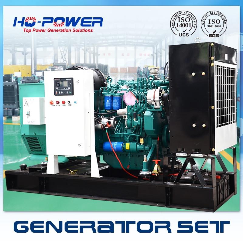 Китай weichai deutz 100 кВт 120kva трехфазный генератор 380 Вольт цена ...