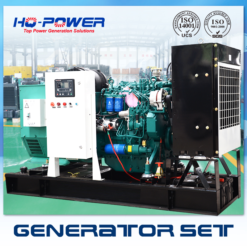 china weichai deutz 100 kw 120kva three phase generator 380 volt price ...