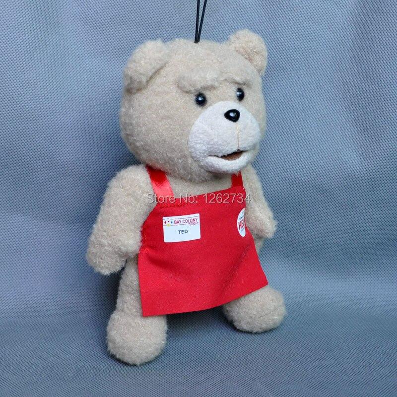 Cute Genuine Cartoon Movie Teddy Ted Bear Plush Doll Toy 8
