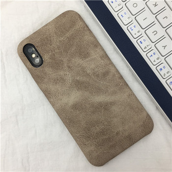 Leather Luxury Case iPhone Xs