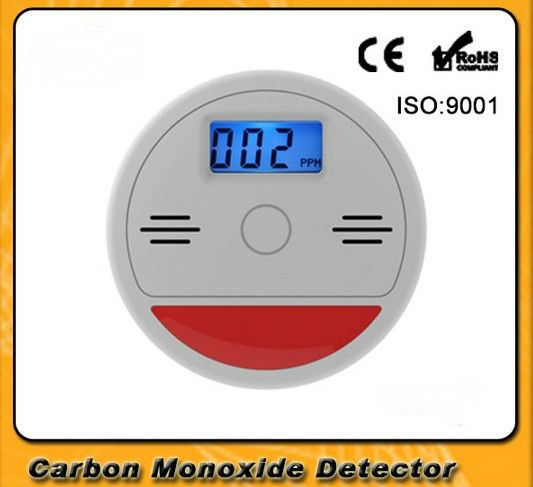 SmartYIBA NEW Warning High Sensitive LCD Photoelectric Independent CO Gas Sensor Carbon Monoxide Poisoning Alarm Detector new 1pc home safety high sensitive lcd co carbon monoxide poisoning sensor alarm warning detector tester