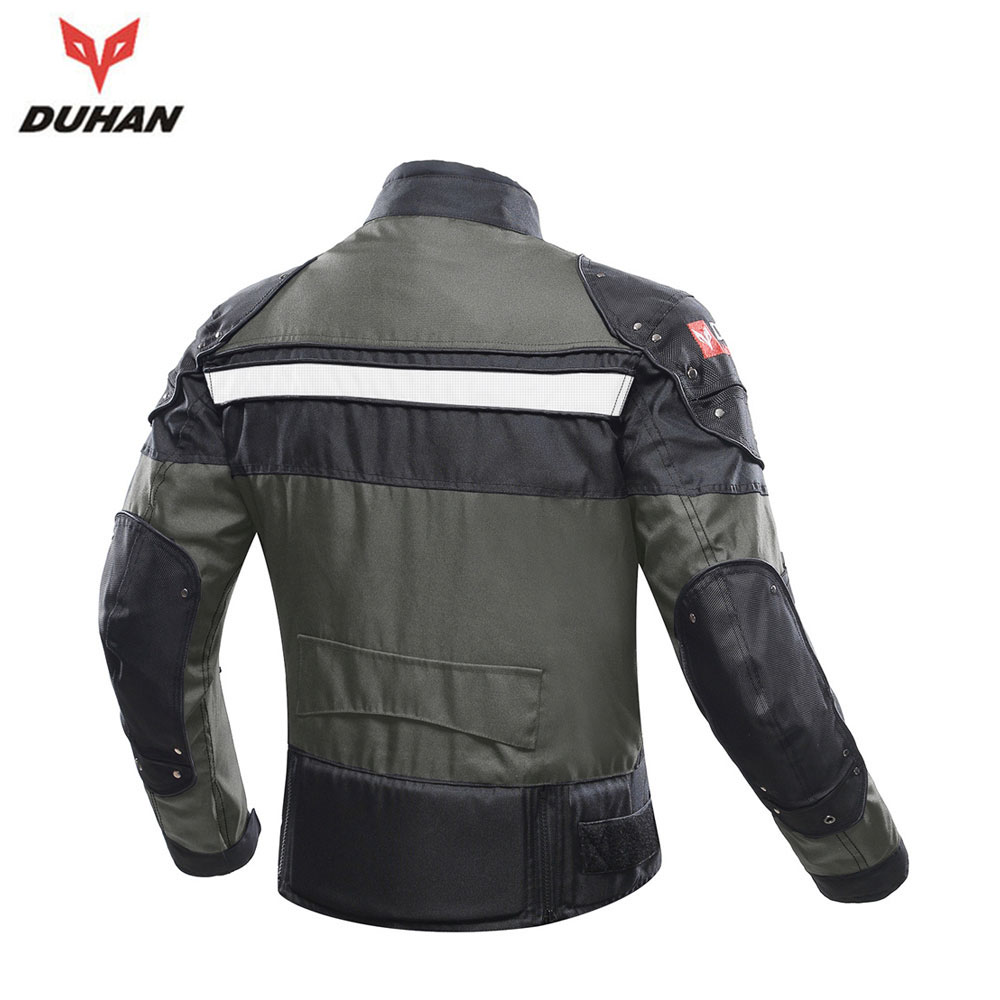 DUHAN chaqueta deportiva de la motocicleta chaquetas de los hombres en  Motocross Enduro Racing chaqueta Moto chaqueta a prueba de viento  motocicleta ropa de ... 8087d780a3272
