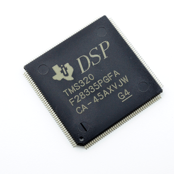 Original authentic LQFP176 TMS320F28335PGFA 32 bit digital signal processor embedded microcontroller chip.
