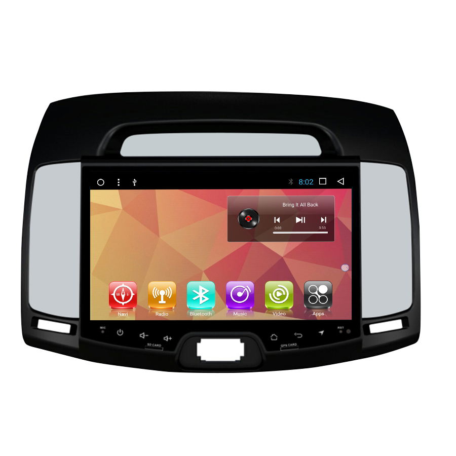 OTOJETA autoradio Android 7 1 2GB ram 32GB rom font b car b font dvd player